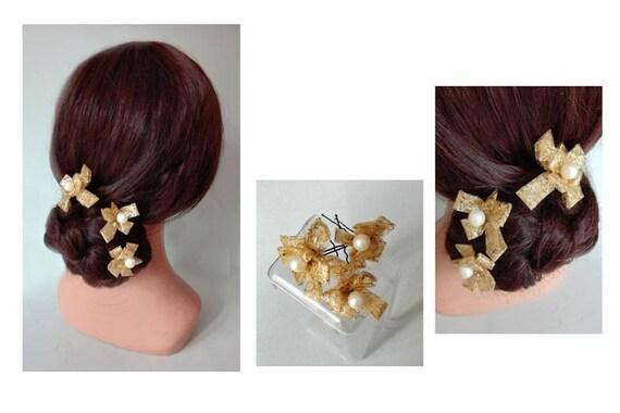 épingle cheveux soirée or, pique chignon mariage, chapeau cérémonie, pique cheveux perle