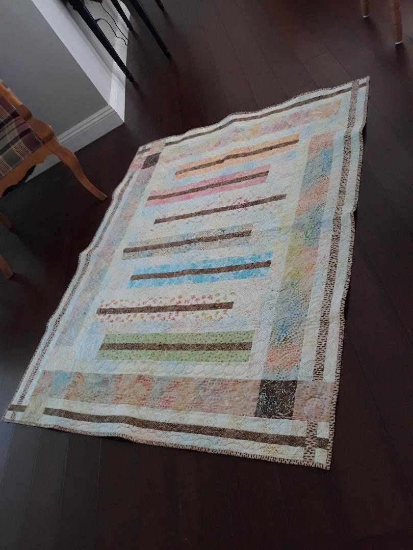 Jungle Thème Baby Quilt/Wallhanging