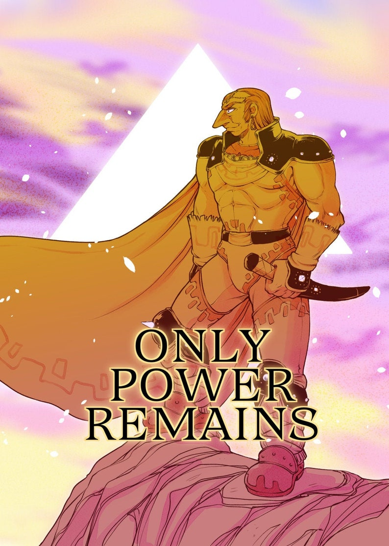 Only Power Remains image 0