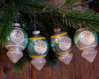 Antique Christmas Ornaments Christmas Decorations vintage Christmas decor Vintage Christmas Tree Ornaments