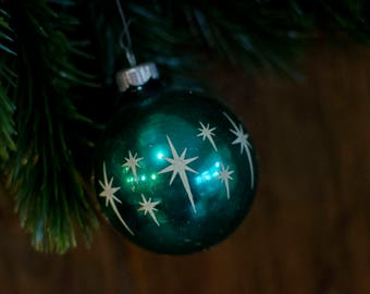 1 Antique star Christmas Ornaments Christmas Decorations vintage Christmas decor Vintage Christmas Tree Ornaments