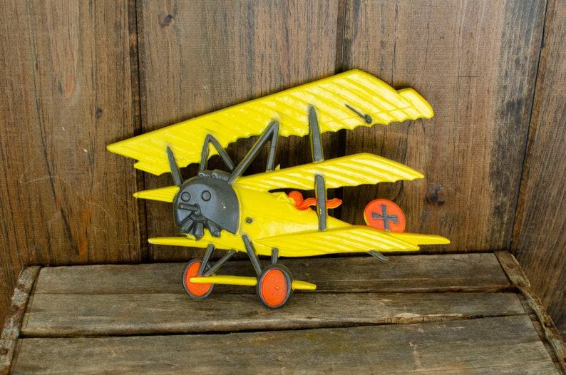 Airplane metal wall art, little boy room, nursery, boy decor, man cave,  airplane, pilot, flying, biplane, pilot decor, plane decor