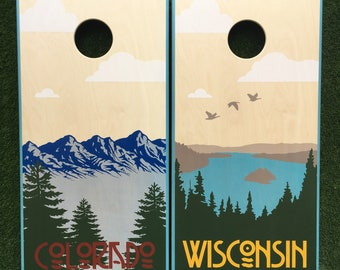 Cornhole Game by ColoradoJoes Colorado and Wisconsin