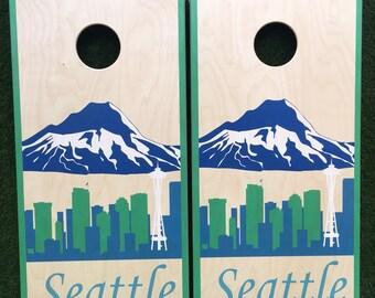 Cornhole Game by ColoradoJoes Seattle Washington