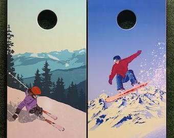 Cornhole Game by Colorado Joes Snowboard and Ski