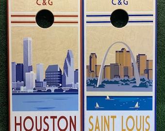 Cornhole Game by Colorado Joe's Houston and St. Louis