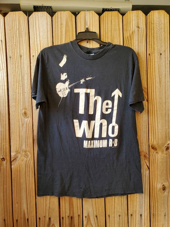 Rare Vintage The Who 1989 the kids are alright con