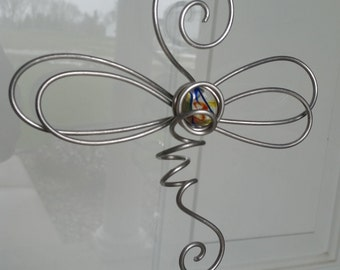 Dragonfly and Butterfly Window Clings