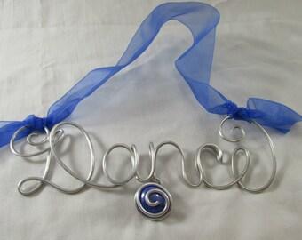 dancer gift/ dance teacher gift/ custom dancer gift/ custom dancer teacher gift/ wire art/ gift for dancer/ gift for dance teacher/ dancer
