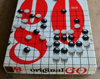 Vintage Original GO game Jumbo