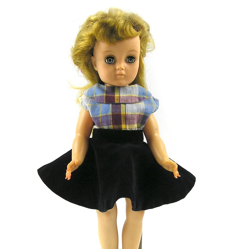"Vtg Doll Clothes Dress Pattern 19/"" Toni Sweet Sue 18/"" Miss Revlon"