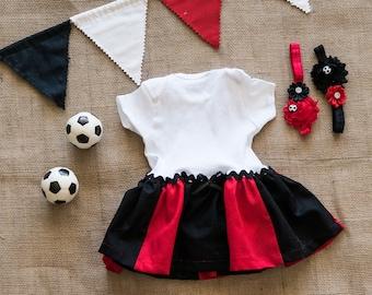 Soccer Skirt Etsy