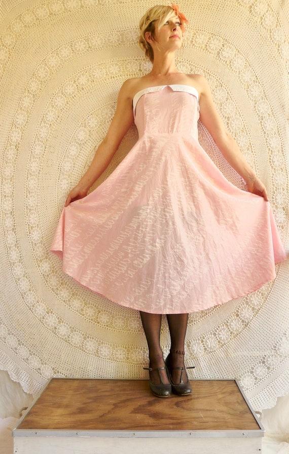 1970's Boho Summer Dress - Folky Minimal