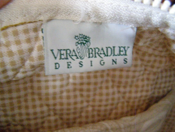 b3ed9672aabc8 Vera Bradley Designs Natural Pattern Extremely Rare to find