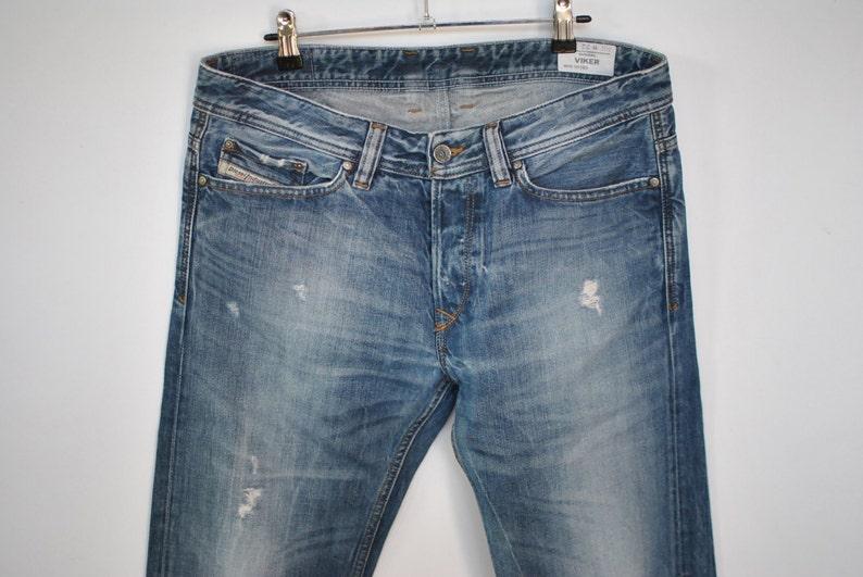 dd6ee925 Vintage DIESEL jeans VIKER model men's jeans advance | Etsy