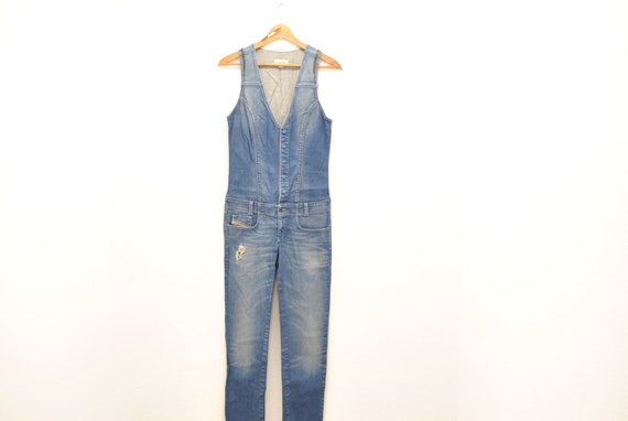 Vintage Diesel jeans overall , women's overall , s