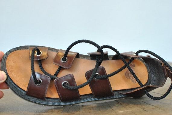 Vintage DR. MARTENS MEN'S roman sandals...........
