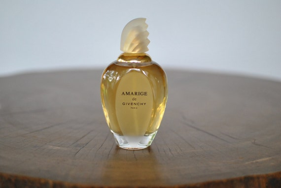Amarige by Givenchy 1991 | Etsy