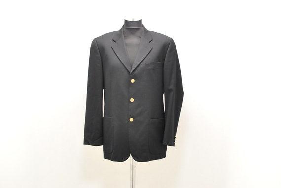 Vintage Lacoste men's blazer , men's office blazer