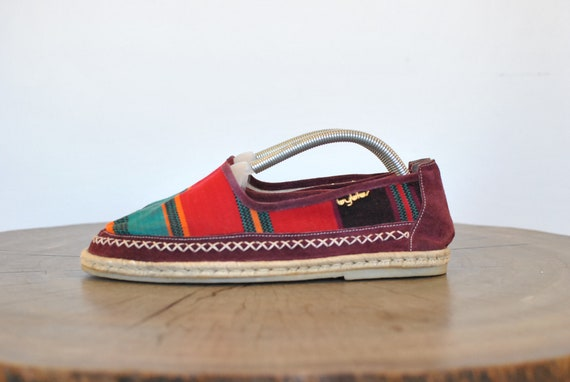 Vintage Byblos men's summer slippers .............
