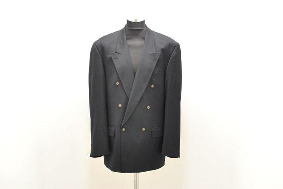 Vintage Van Gils men's wool blazer , elegant men's