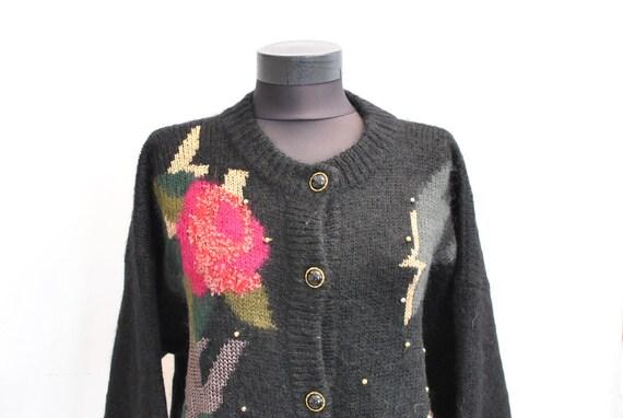 Vintage WOMEN'S SPRING SWEATER , women's cardigan