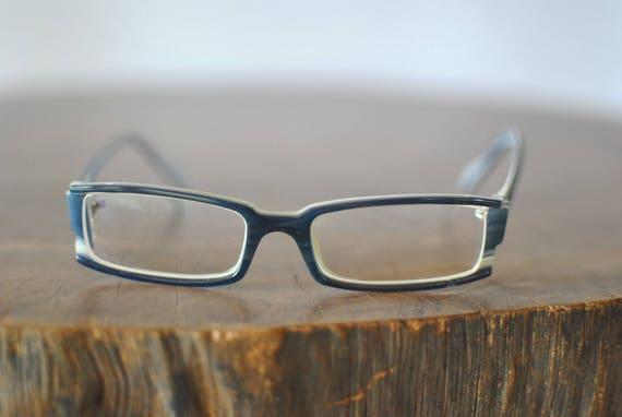 Vintage HANDMADE MEN'S GLASSES, men's eyewear.....