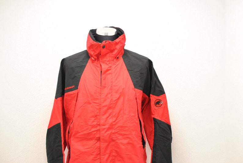 1294 Vintage Mammut outdoor men/'s jacket size XL...........