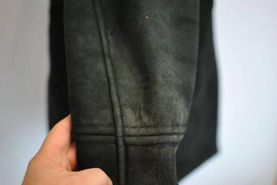 Vintage LAMBSKIN JACKET winter MEN'S jacket 551 vOxTvSwq
