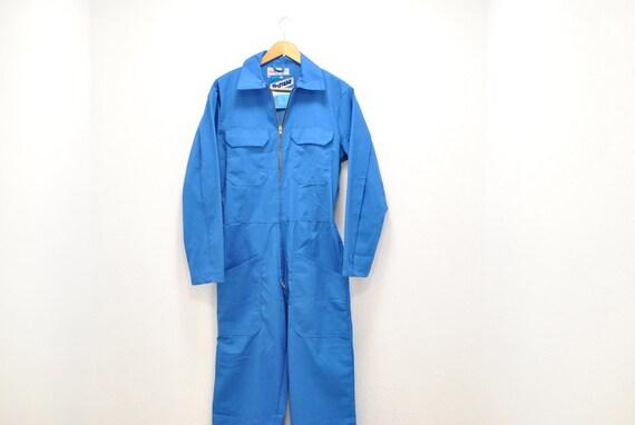 Vintage Work jump-suit , men's work suit .........