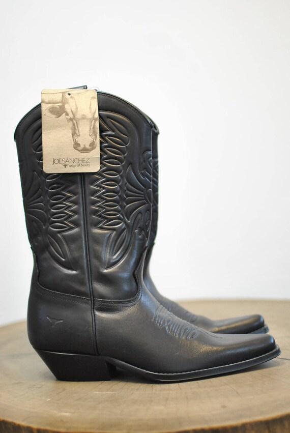 pour western homme Vintage SANCHEZ 107 en cuir bottes JOSE OEqw1