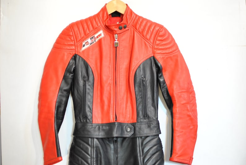 5b8eb98ee Vintage DAINESE MOTO LEATHER suit , women's leather motorcycle suit  .................(117)