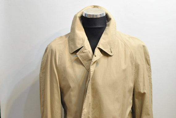 Vintage BURBERRYS MEN'S TRENCH coat , fashion men'