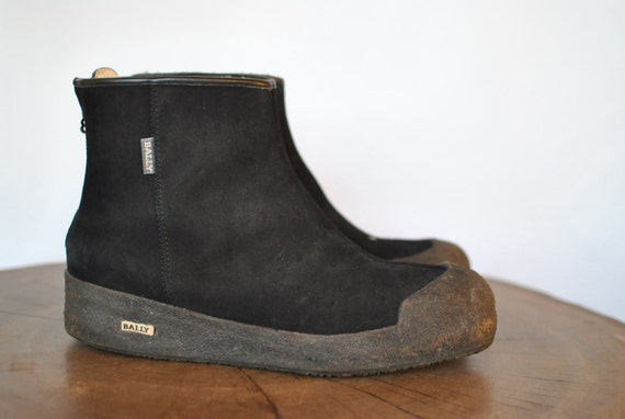 coupon codes latest speical offer Vintage BALLY SNOW BOOTS , men's snow boots ....(051)