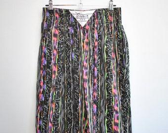Vintage VENICE BEACH FireBird USA baggy pants ...............(104)
