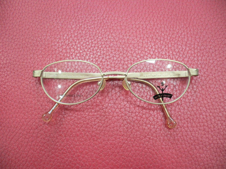 9037edbdd61 Vintage WHY NOT by Wilshire Designs ladies eyewear.....