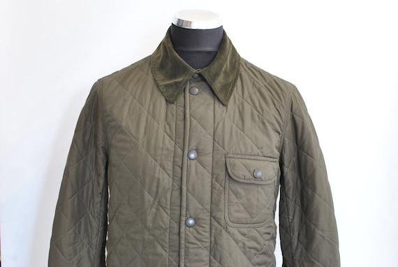Vintage BARBOUR MEN'S PADDED jacket , spring jacke