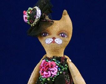 Lady Cat doll