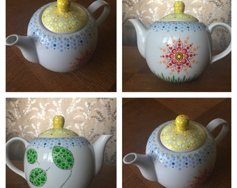 Teapot ' Spring time '