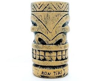 "Tiki Mug CUTEST PIGLET Unique Ceramic Gift Barware PINK 16 Oz Cup 3 /"" Tall"