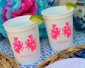 Otomi Party Cups - 16 oz Stadium Cups