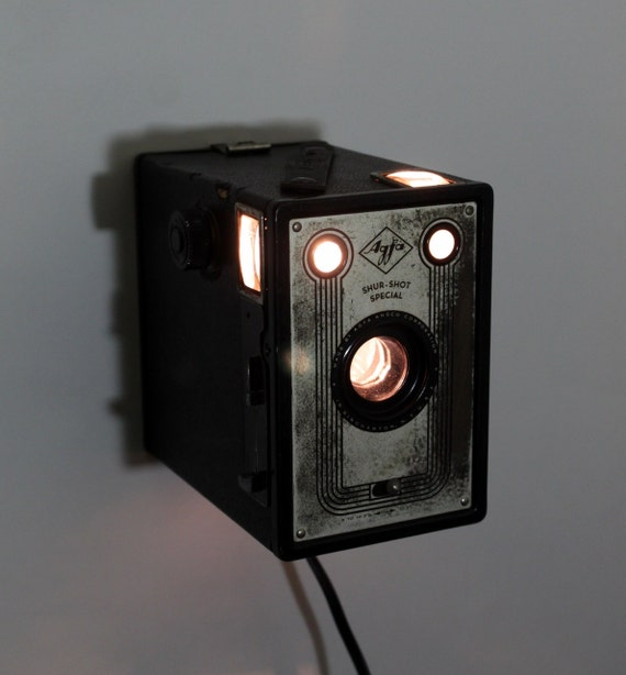 Home Theater LED Lighting Vintage Cinema Wall Sconce
