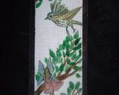 Laminated Fairy bookmark...