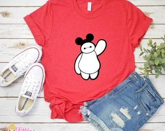 e8c293752 Baymax, Epcot, Baymax shirt, shirt for Epcot, Shirt for Disney, Vacation,  matching shirts, mickey ears, big hero six, big hero 6 shirt