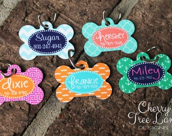 Personalized Pet Tag Personalized Dog Tag Custom Pet Tag Design your Own Pet Tag Pet Gift Dog Tag Personalized Pet Gift Personalized Gifts