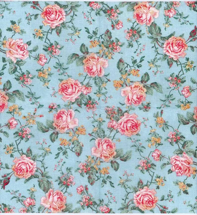 картинки для декупажа розы на голубом фоне как определиться вставками