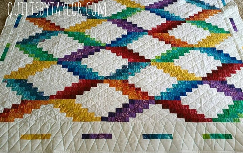 Homemade Quilts For Sale >> Quilt For Sale Handmade Quilt Made To Order Quilt Homemade Etsy