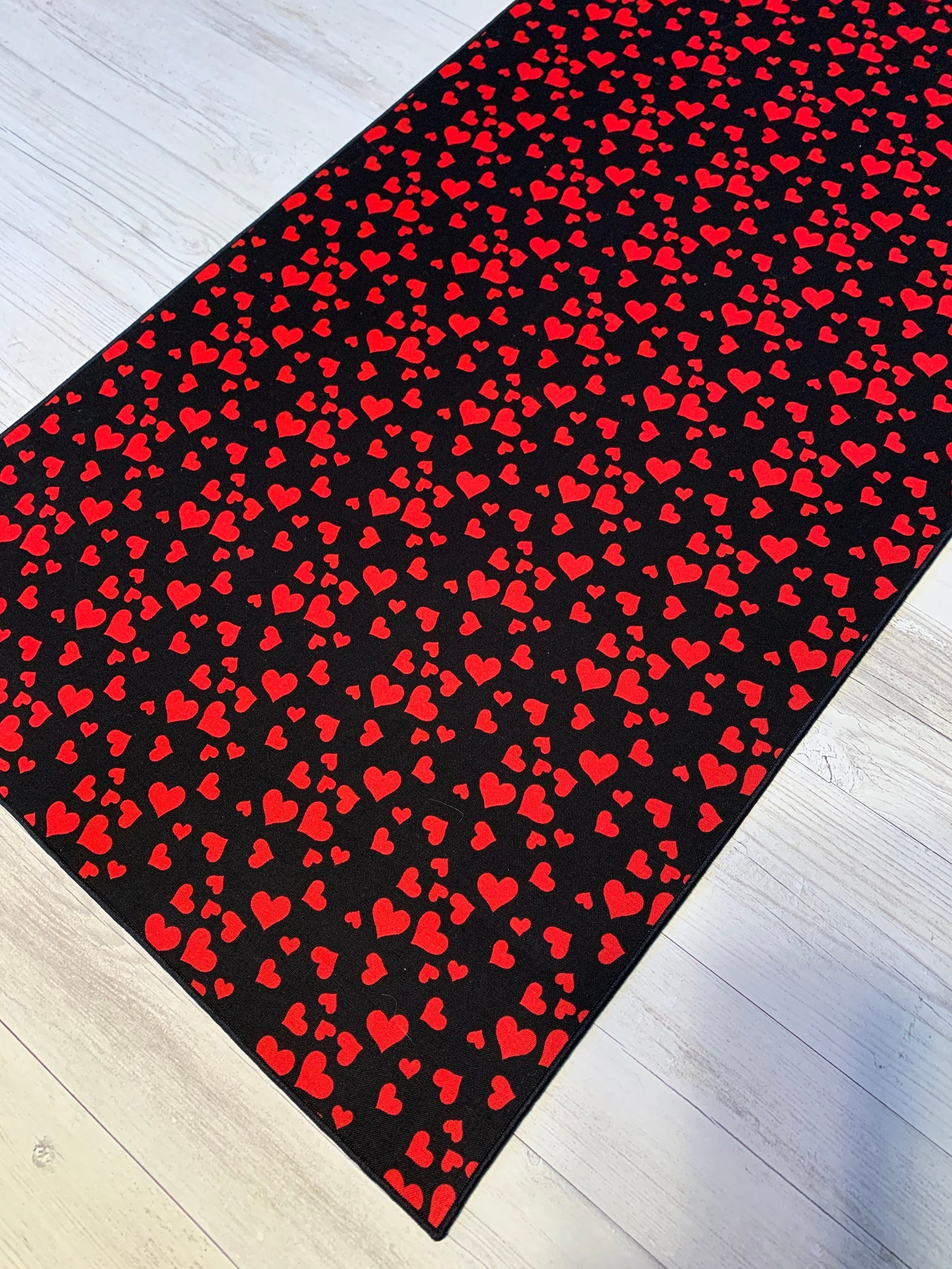 Heart Table Runners Page Three