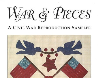 Civil War Era Sewing Kit \u201cHousewife\u201d Reproduction for a Soldier or a Lady sewing contents included Hand sewn
