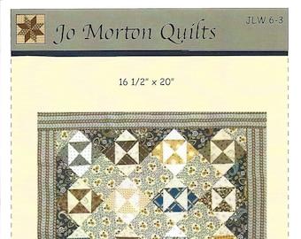 Jo Morton - Broken Dishes - Quilt Pattern